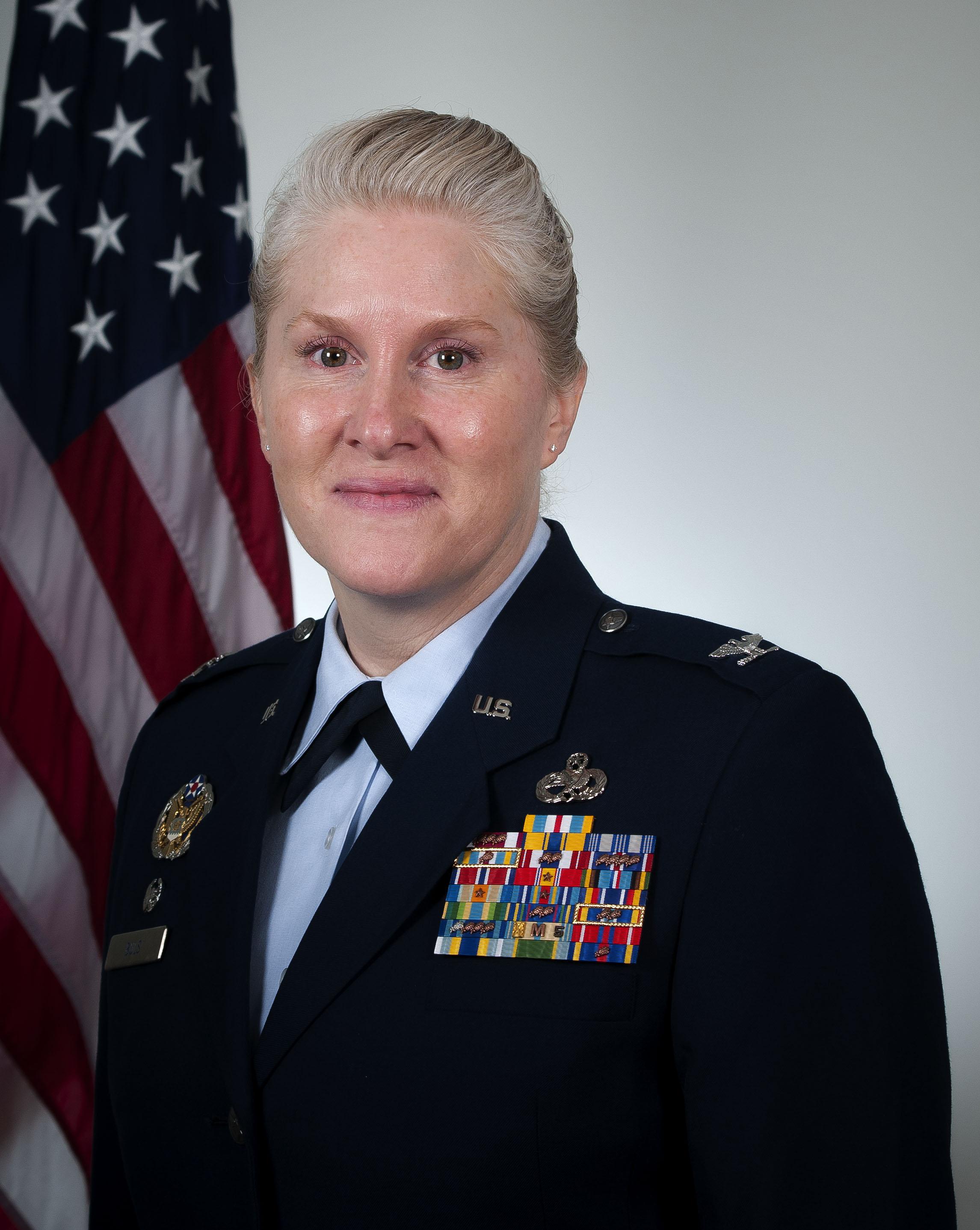 Col. Barbra S. Buls