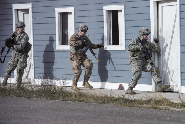 167th AW conducts full-scale readiness exercise