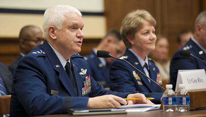 AF leaders: Total force essential to readiness