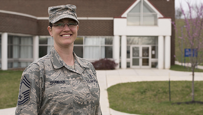 Air National Guard chief promoted to education role