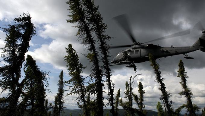 Alaska Air Guard members rescue two in separate incidents