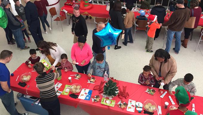 ANGRC Childrens' Holiday Celebration