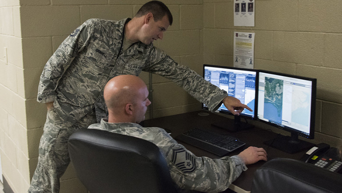 188th Wing activates UPAD for Hurricane Florence Response