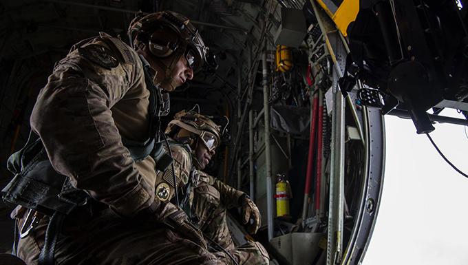 N.Y. Guard Soldiers, Airmen performing rescues post-Florence
