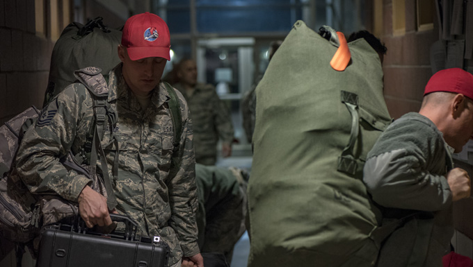 Ohio Airmen proud to support Puerto Rico earthquake relief