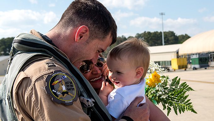 Air Force implements new parental leave policy