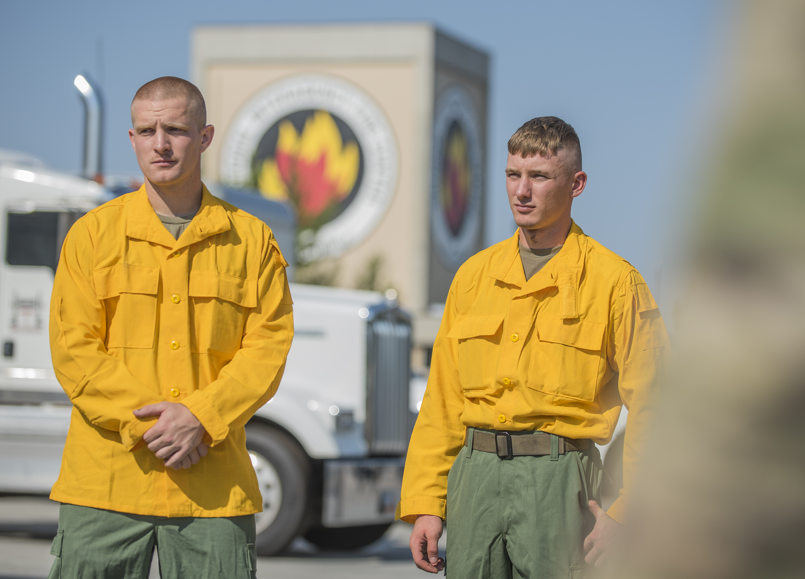 Idaho Guard sends wildland firefighting crew to northern Idaho