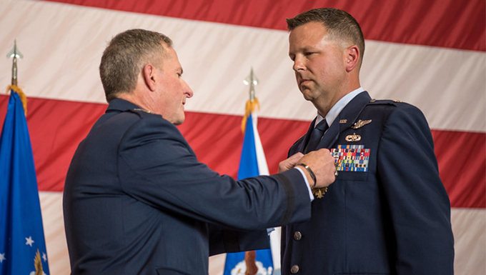 CSAF bestows Distinguished Flying Cross on Kentucky Air Guardsman