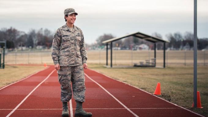 'Family vibe' defines Michigan Air National Guard service