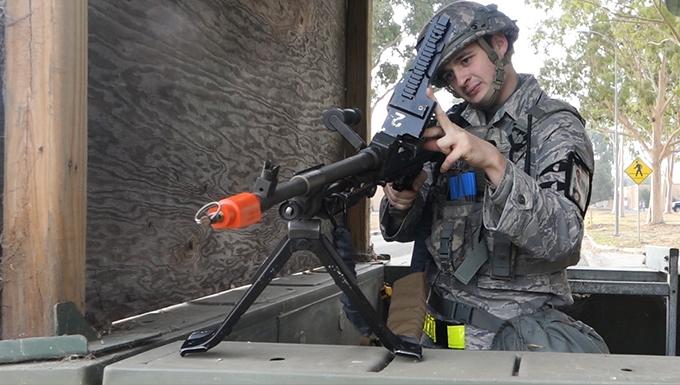 Readiness inspection provides vital training